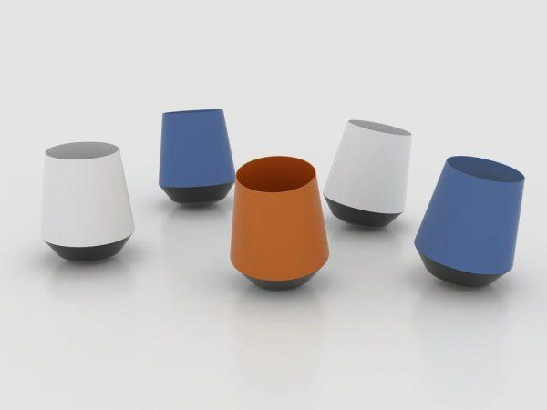 BIEL - Caixotes do Lixo Criativos | MadeDesign Portugal