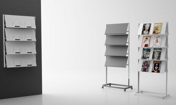 FLAP - Visor vertical para revistas, jornais ... | MadeDesign Portugal