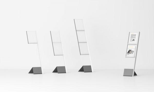 IFLAG - Versões transparentes - Expositores Criativos | MadeDesign Portugal