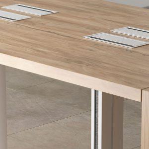 SWIRE - Calhas para Cabos - Coluna de Aluminio | MadeDesign Portugal